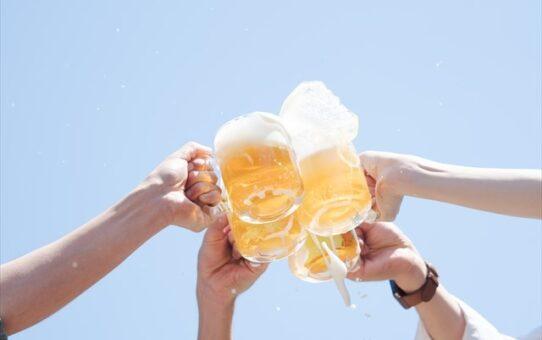 飲む人の新しいアイテム、乾杯前に最高のひとときへ!!